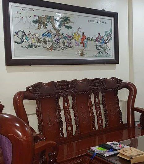 Nhà lô góc 6 tầng 3 mặt thoáng Hoàng Hoa Thám, mặt tiền rộng, thông sang Văn Cao