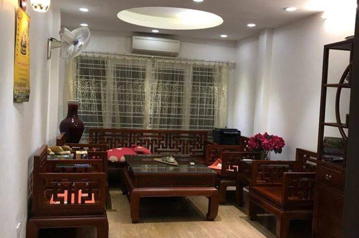 Bán nhà 5 tầng Kim Mã Thượng – 30m2, mặt tiền 3,4m – Giá 4,75 tỷ